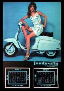 Vespa et Lambretta
