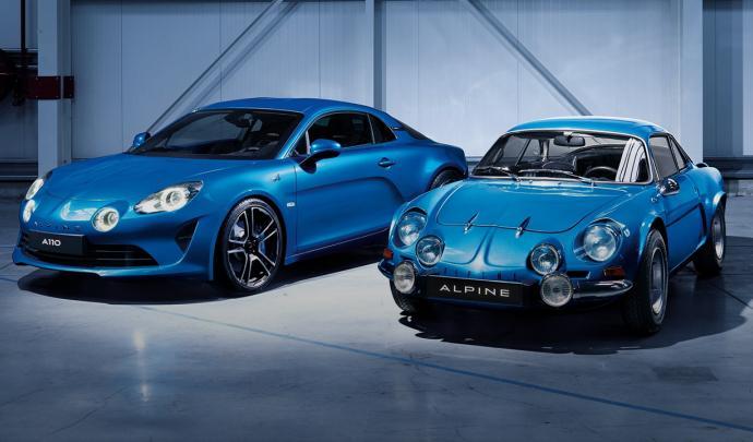 Historic-Auto-bleu-de-France-Alpine
